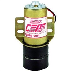 Mallory 4060Fi High Performance Electric Fuel Pump
