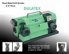Sheet Metal Drill Grinder