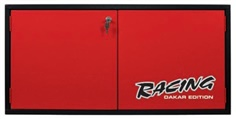 Tool cabinet with 2 doors
