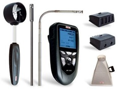 Protable Thermo-anemometer