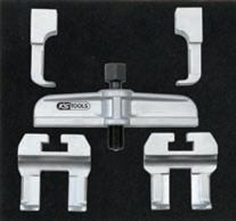 Universal drive pulley puller set