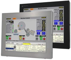 Industrial Monitor and Touchscreen