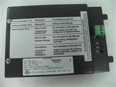 TOTAL CONTROL AB Remote I/O Communication Interface Module QPI-ABR-201