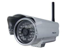 กล้องวงจรปิดไร้สา IP Camera WiFi Wireless Waterproof Outdoor IP Camera - FI8904W