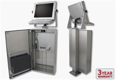 Industrial Enclosures for Commercial / Industrial PCs