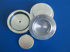 Loudspeaker parts: Top plate and T-Yoke