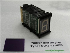 IDEC Unit Display DD48-F31NBR