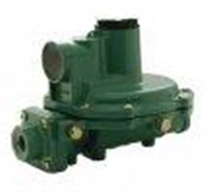 Fisher Low Pressure Regulator R622-BCF
