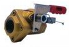 Fisher Emergency Shut Off Valve N550-10