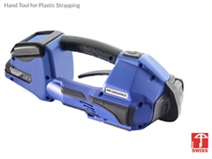 HAND TOOLS FOR PLASTIC STRAPPING