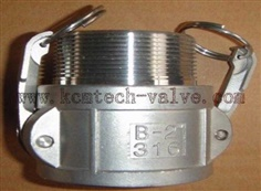 Camlock& Grooved Couplings E style