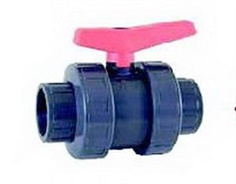 "Ball Valve UPVC 1/2""-4"" ASTRALPOOL"