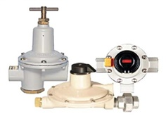 High pressure, Low Pressure, Automatic Change Over Regulator For LPG,NG