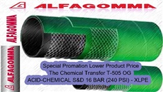 Chemical Transfer T-505 OG ACID-CHEMICAL S&D 16 BAR (240 PSI) - XLPE