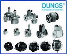 DUNGS, Gas pressure, Zero pressure, Safety pressure, Circulation regulator
