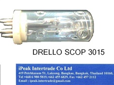 Drello Quartz Flash Tube