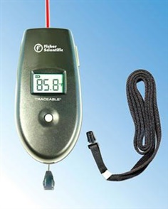 Traceable Infrared Laser Thermometer with Wristband (15-077-967)