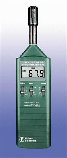 Traceable Humidity/Temperature Meter