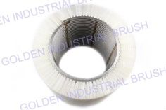 Double Band Coil Brush
