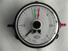 MANOSTAR Low Differential Pressure Gauge WO81FT3E
