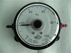 MANOSTAR Low Differential Pressure Gauge WO81FN100DV