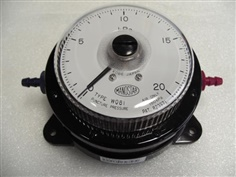 MANOSTAR Low Differential Pressure Gauge WO81FN20E