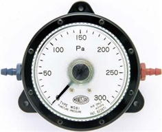MANOSTAR Low Differential Pressure Gauge WO81FN+,-300D