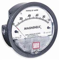 Magnehelic? Differential Pressure Gage