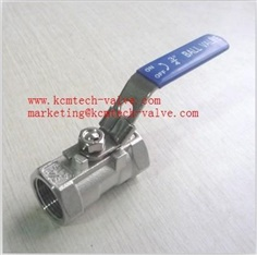 1Pc Butterfly Type Ball Valve
