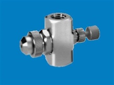 air & water atomizing nozzle( round,flat fan,wide angle,external mix))