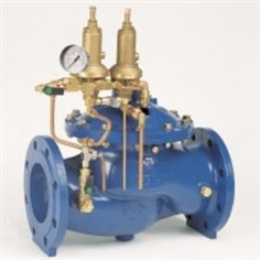 Surge Anticipating Control Valve