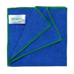 Kimberly-Clark WYPALL Microfibre Cloths with MICROBAN Protection 40*40cm.
