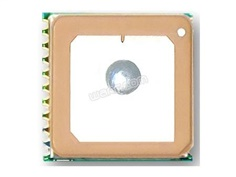 GPS Module with Tiny Integrated Ceramic Antenna