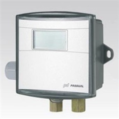 Water differential pressure transmitter