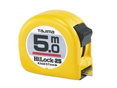 TAJIMA ตลับเมตร H3P20DY