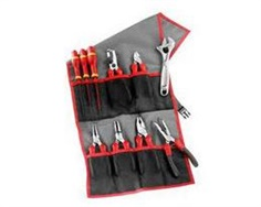 Electrical fitters pliers set