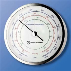 Fisher Scientific Traceable Precision Dial Barometers