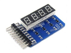 8 SEG LED Board Digital Segment Display Information Board Module