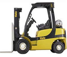 Yale Electric Rider Trucks : E Series
