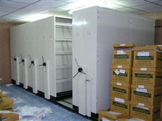 MOBILE CABINET SPACE SAVING