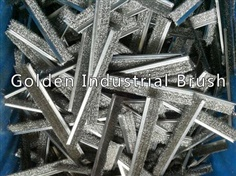 Stainless Steel Wire Strip Brush