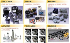 Power Transmission Units & Components