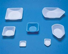 Polystyrene Antistatic Weighing Dishes