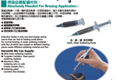 Absolutely Needed For Brazing Application