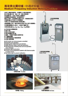 Medium-Frequency Induction Malting Machines