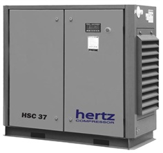 Hert Screw Air Compressor