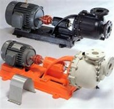 Self - Priming Chemical Pump