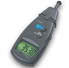 COMBINATION CONTACT/LASER TACHOMETER