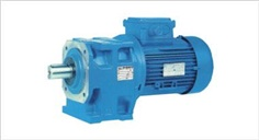 HELICAL GEAR MOTORS & HELICAL GEAR REDUCERS