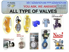ALIBABA VALVE You Ask - We Answer All Type of Valves